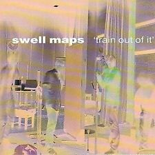 Swell Maps - Train Out Of It [CD]