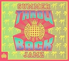 THROWBACK SUMMER JAMZ  3 CD NEUF