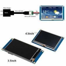 35 43 Smart Usart Uart Serial Touch Tft Lcd Module Display Panel