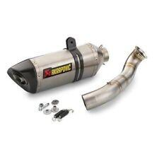 KTM / Akrapovic Slip-On Silencer With Header Pipe 690 Duke (76005999000)
