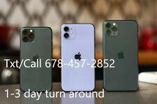 IPHONE SERVICE SWAP/ BAD ESN IPHONE SERVICE 8 thru 11 Pro / Ipad
