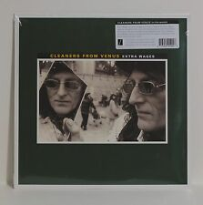 CLEANERS FROM VENUS Extra Wages VINYL LP Sealed/New Captured Tracks Unreleased
