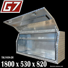 1800x530x820 Aluminium toolbox ute checker plate tool box truck FD 1858-2 10