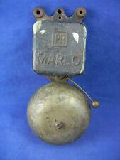 Vintage PR Marlo fire alarm? bell