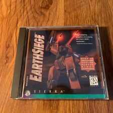 Earthsiege (PC, 1996) Sierra Originals