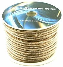 DNF 12 Gauge Speaker Wire 50 Feet - FREE SAME DAY PRIORITY SHIPPING!