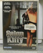 Salon Kitty (DVD 2005 Single Disc Uncensored Directors Cut) RARE 1976 BRAND NEW