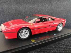 Hot Wheels ELITE 1/18 Ferrari 288 GTO Hotwheels