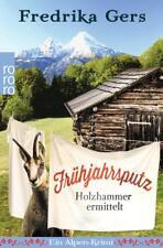 Frühjahrsputz / Holzhammer Bd.4 ► Fredrika Gers (2016, Taschenbuch) ►►►UNGELESEN