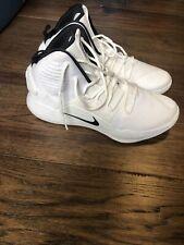 Size 12 - Nike Hyperdunk X White
