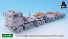Tetra Model 1/72 #ME-72004 JGSDF Type 73 Transporter Detail Up Set for Aoshima