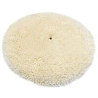 7 Inch Lambs Wool Buffing Polishing Pads Bonnets Sanding On Car Buffer Pad Parts