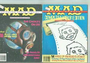 Australian MAD MAGAZINE Super Special #76 + #77    G6
