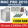 12 Core X5680 3.33Hz CPU + 16GB 32gb 64GB 1333MHz memory 2010 Apple Mac Pro 5.1