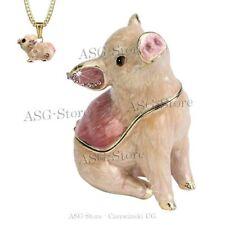 """""""Secrets"""" from Hidden Treasures Pig / Schwein"""