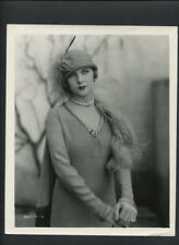BEAUTIFUL MAE BUSCH - VINTAGE PHOTO - 1930s - LAUREL & HARDY CO-STAR