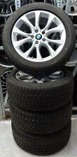 4 Orig BMW Winterräder Styling 450 255/50 R19 107V X5 F15 X5 E70 6853953 RDK 352