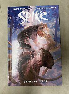 Spike: Into the Light (Buffy the Vampire Slayer) Hardcover Dark Horse