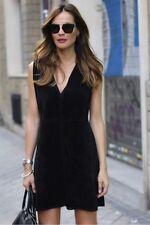 Vestidos de mujer Zara color principal negro