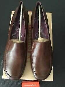 Pikolinos Womens Brown Slip On Wedge Shoe - UK 7