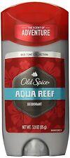 Old Spice Red Zone Deodorant Stick, Aqua Reef, 3 oz (Pack of 12)