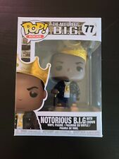 New ListingFunko Pop! Rocks: The Notorious B.I.G. with Crown Figure #77