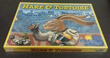 Hare And Tortoise (Board Game) & Rio Grande Games David Parlett RARE OOP NEW