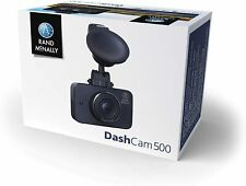 "New! Rand Mcnally DashCam 500 3"" Screen Automotive Security Camera 528020196"