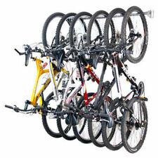 "Monkey Bars Storage Rack, 6 Bike, Steel, 51""W"