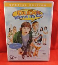 Dude, Where's My Car? - The Movie - DVD Movie - R4 AUS Free Postage Oz Wide
