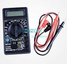 Digital Multimeter Ac Dc Voltmeter Ohmmeter Electrical Multi Tester Dt-830B