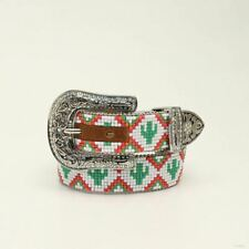 Angel Ranch Girls Cactus Buds Beaded - Accessories Belt Kids - D130000297