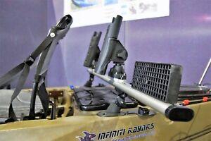 Infiniti Universal Electric Motors Bracket/Rocket Launcher Bar for kayaks