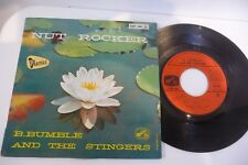 B.BUMBLE & THE STINGERS 45T NUT ROCKER (KIM FOWLEY) EGF 666. imp. CARRON.