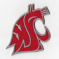 NCAA Washington State Cougars Iron on Patches Embroidered Patch Badge Applique