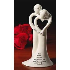Wedding Gift - Loving Couple Figurine Bell