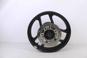 2005 KAWASAKI NINJA250 EX 250 Rear Wheel / Rim With Brake Rotor and Drive Hub