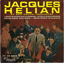 JACQUES HELIAN ETOILE DES NEIGES FRENCH ORIG EP