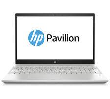 "HP Pavilion 15-cs0026na 15.6"" Laptop Pentium Gold 4415U 4GB DDR4 128GB SSD Silve"