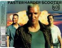 Scooter - Faster Harder Scooter (CD, Maxi) CD - 640