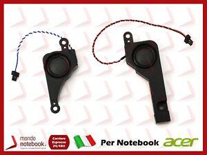 Altoparlanti Speaker SET ACER Aspire 5551 5551G 5741 5741G 5741Z 5741ZG