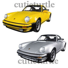 Welly 1974 Porsche 911 Turbo 3.0 1:24 Diecast Model Toy Car 24043