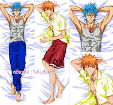 Bleach Dakimakura Grimmjow Ichigo Kurosaki Anime Hugging Body Pillow Case