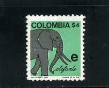 aLfAbEtO,- E> ELEFANTE,-  COLOMBIA >> ''APRENDA A ESCRIBIR''   1980