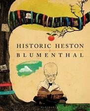 Historic Heston, , Blumenthal, Heston, Excellent, 2014-10-14,
