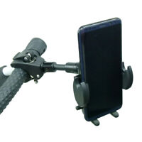 Compact Fixation Rapide Golf Trolley Support Réglable Pour Samsung Galaxy S10e