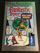 Marvel Milestone Edition:Fantastic Four#5 Incredible Condition 9.4(1992)