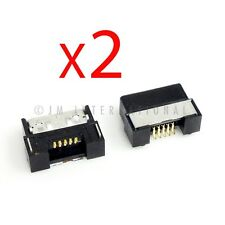 2X Amazon Kindle Fire 1st Gen Micro USB Charger Charging Port Dock Connector USA