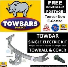 Audi A6 Saloon 1997 to 2004 & Avant Estate 1998 to 2004 Flange Towbar Tow Bar
