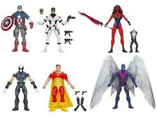 MARVEL LEGENDS_Ultimate CAP._ARCHANGEL_RED SHE HULK_PROTECTOR_HYPERION_WOLVERINE